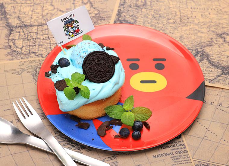 韓国デザートプレート