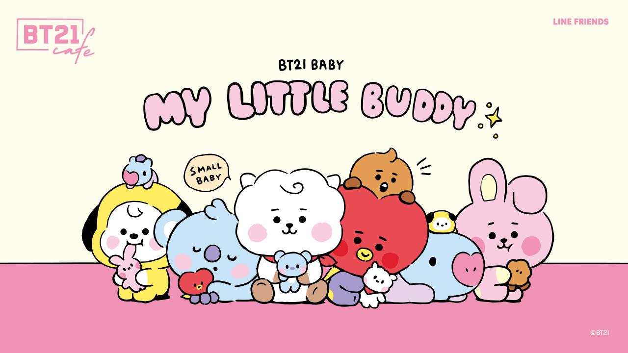 BT21カフェ~MY LITTLE BUDDY~