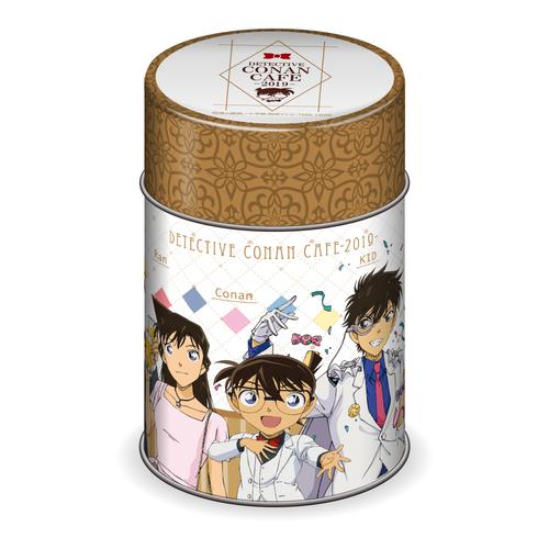 名探偵コナンカフェ2019 缶入りチョコレートクランチ