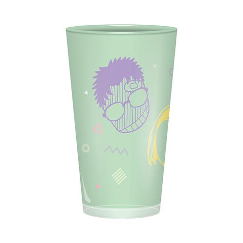名探偵コナンカフェ2019 ビッグカップ(京極真・鈴木園子)