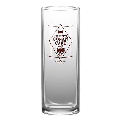 名探偵コナンカフェ2019 グラス
