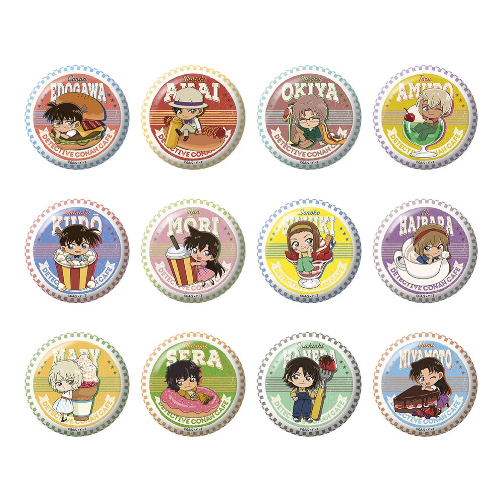 缶バッジ(ミニキャラ)(ランダム12種)