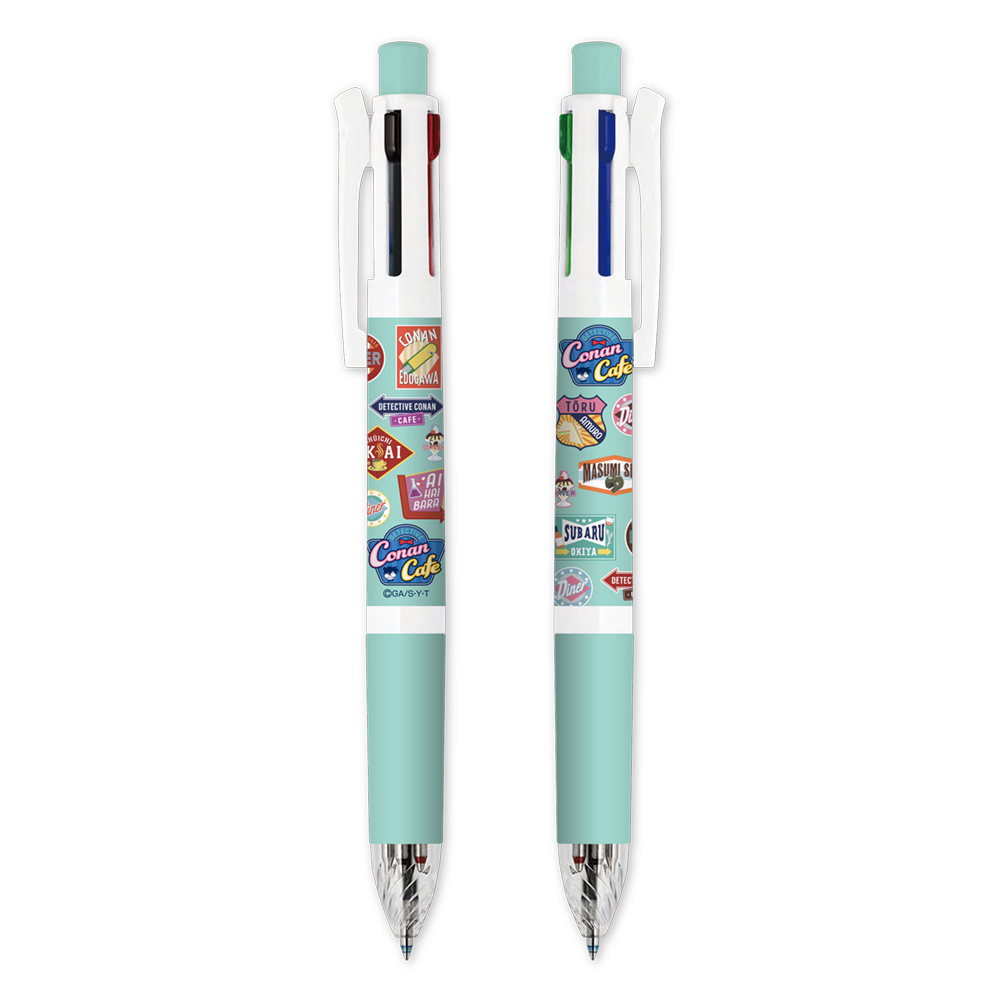 4色ボールペン