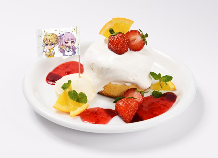 藤次と紫音の十全十美!エリートペアがお届けする超一流バターミルクパンケーキ