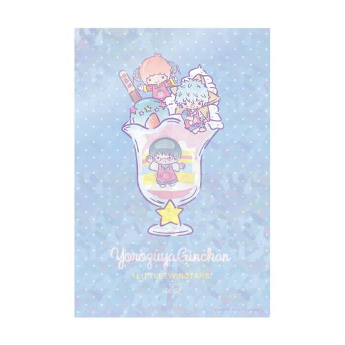 ホログラムポストカード(万事屋)