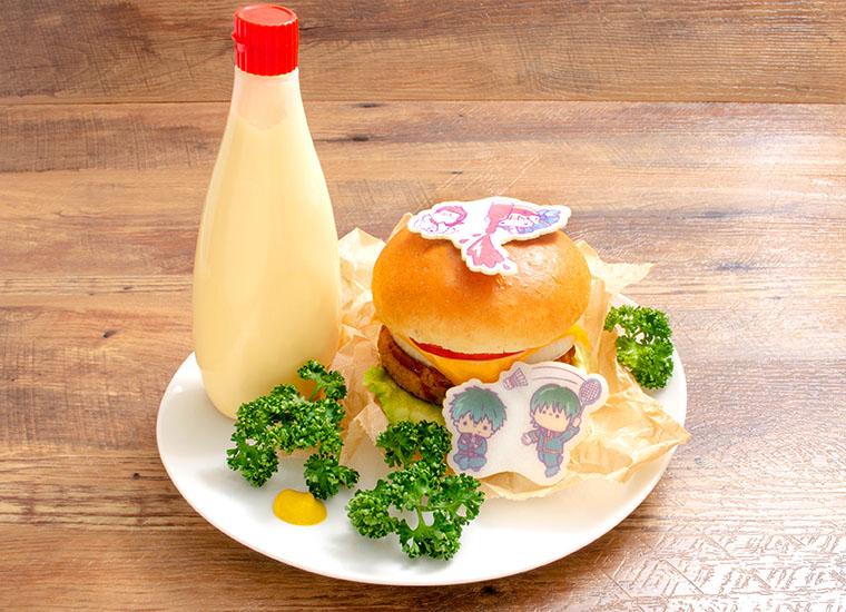TOSSY&OKKY×PATTY&JIMMYのアメリカン☆ハンバーガー