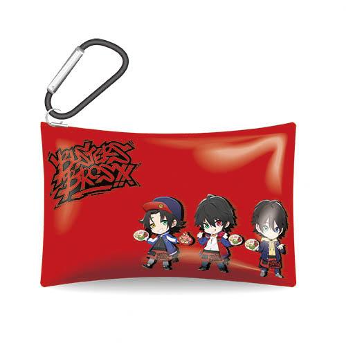 クリアマルチケース(Buster Bros!!!)