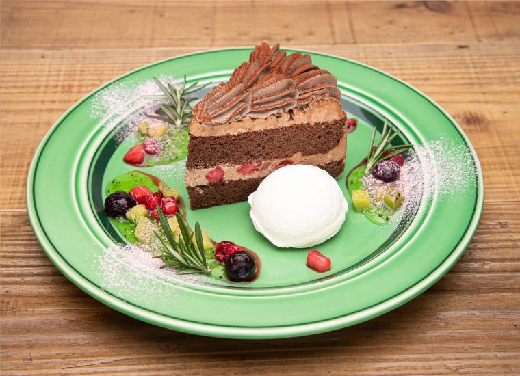 [NEW]愛しかないバレンタインチョコケーキ
