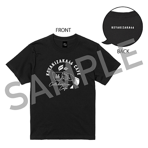 Tシャツ[ブラック](S/M/L/XL)