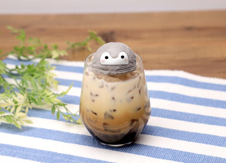 コウペン茶んミルク