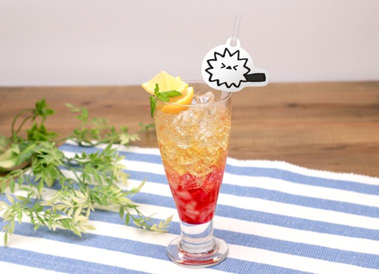 レモモジュース・ソーダ