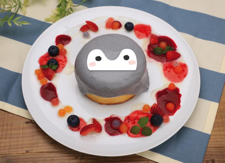 パンケーキ コウペンちゃん