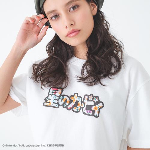 Tシャツ ver.5(星のカービィ)