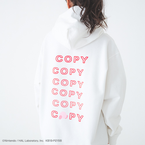 PLAYFUL KIRBY フーディ(COPY)(WHITE)