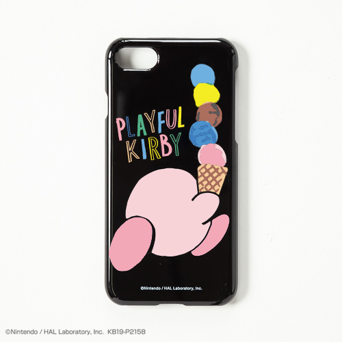 PLAYFUL KIRBY スマホケース ver.1(ICE CREAM)