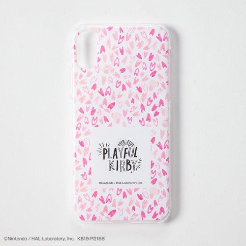 PLAYFUL KIRBY スマホケース ver.5(CHERRY BLOSSOMS)