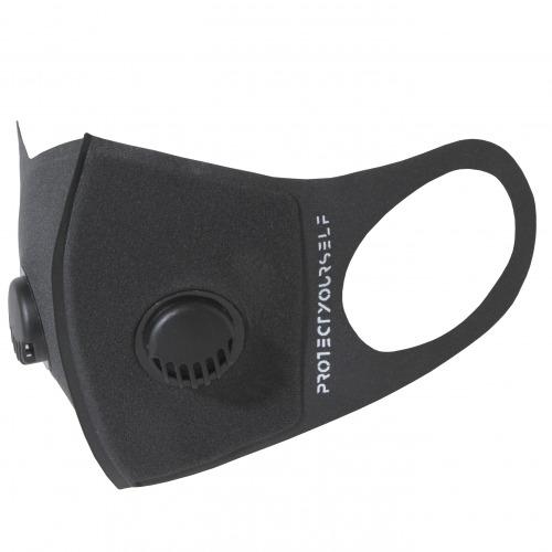 デュアルバルブマスク
