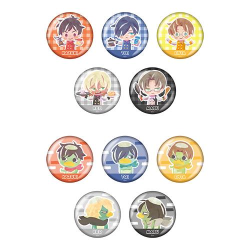 缶バッジ(ランダム全10種)
