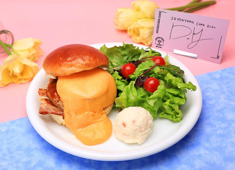 【DK】スーパーチーズバーガー