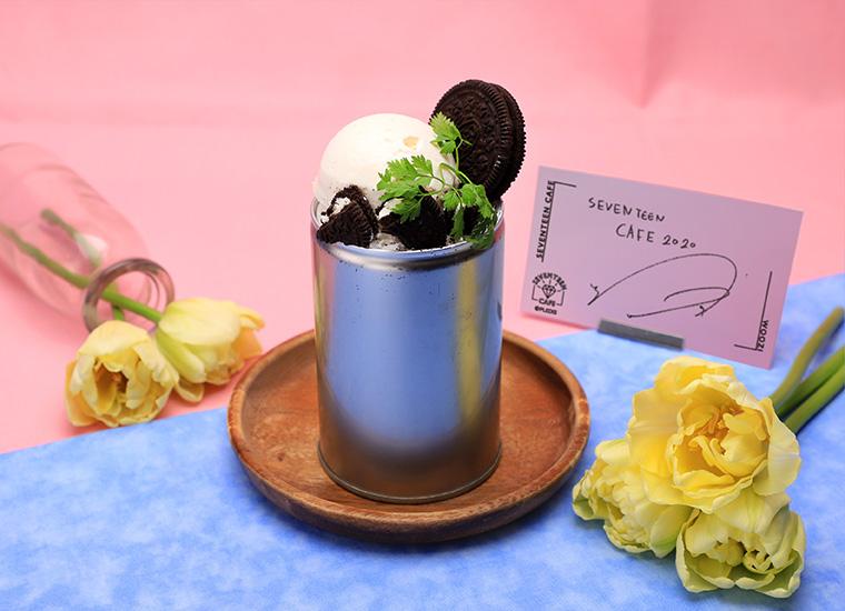 【WOOZI】プレーンアイスクリームパフェ