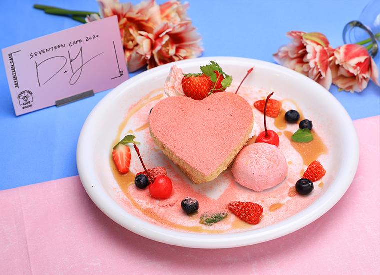 【DK】ハートハートホットケーキ