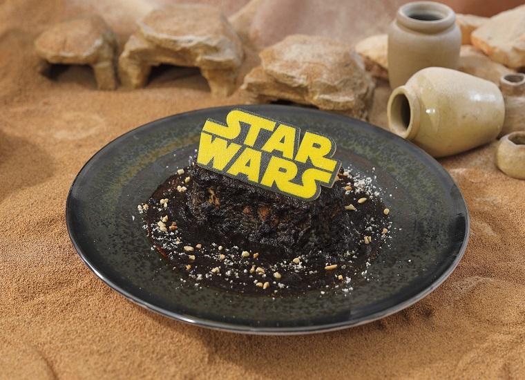 <STAR WARS><br>はるか彼方の銀河系ブラックカレー