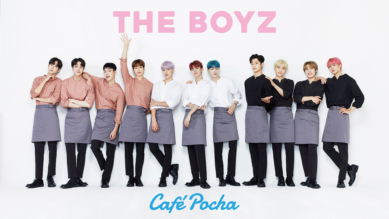 CAFÉ POCHA -THE BOYZ BRANCH-