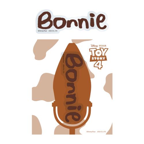 クリアステッカー(Bonnie)