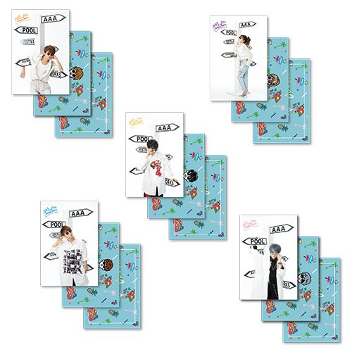 ポストカード3枚セット(全5種)