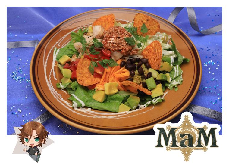 【MaM】フェス飯! MaMの琉球メキシカン丼