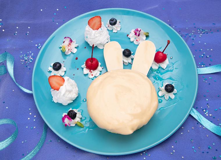 【Ra*bits】ぴょんぴょんっ♪うさぎのパンケーキ