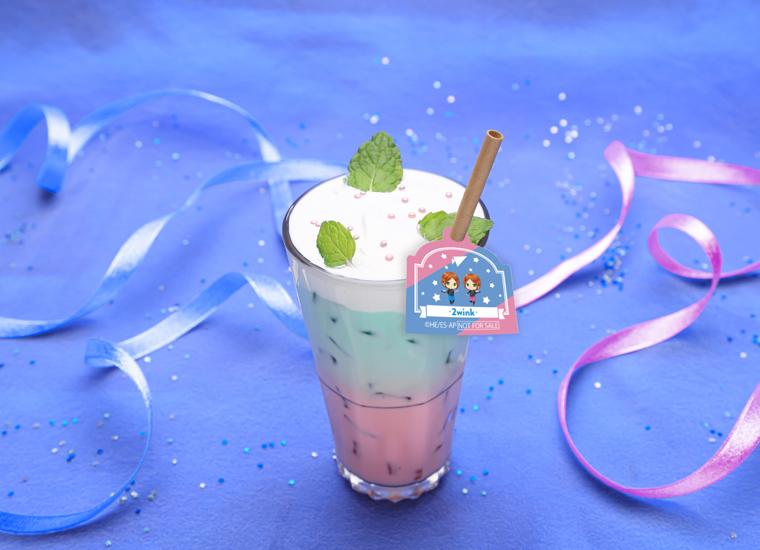 2winkのアイスチョコミント&ストロベリー