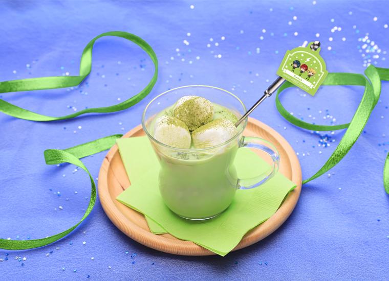 Switchのホット抹茶ミルク