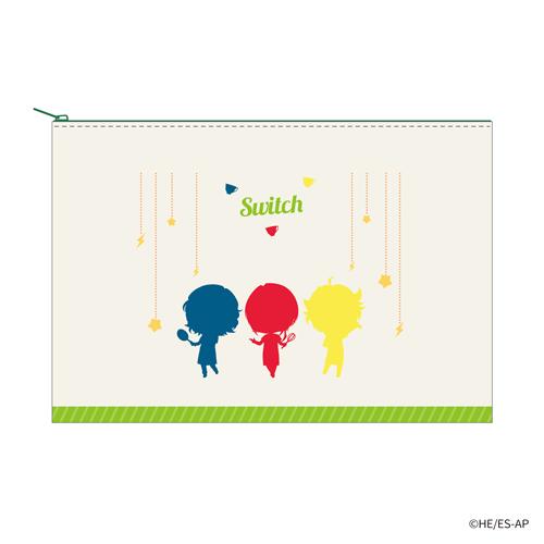 フラットポーチ(Switch)