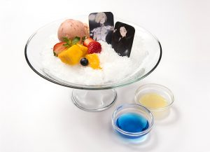 ユーリ!!! on かき氷~愛について~