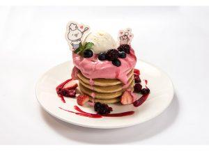 アイスポン♡ふわふわパンケーキ
