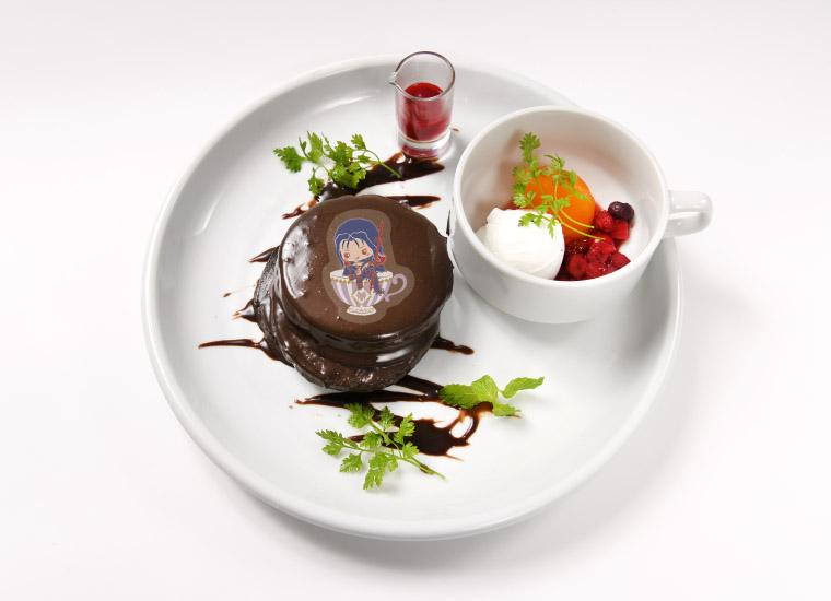 クー・フーリン(オルタ)のショコラパンケーキ