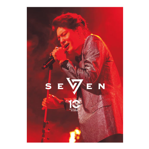 <DVD>SE7EN 10th Anniversary Live in Japan~Special Edition~