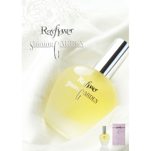 Rayflower Original Perfume 「Shining GARDEN」
