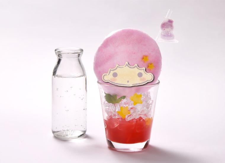 キキ&ララの選べる☆ふわふわキャンディーソーダ