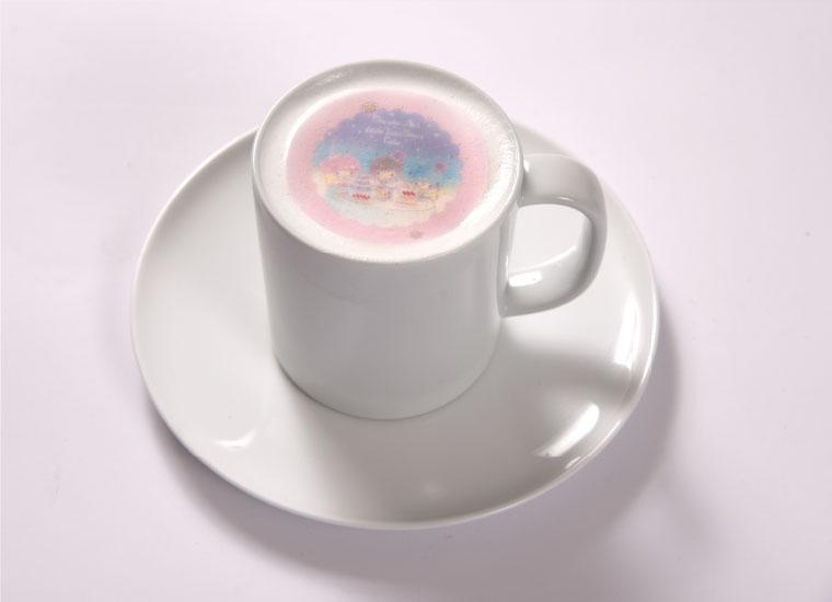 ふわふわお茶会ホワイトモカ