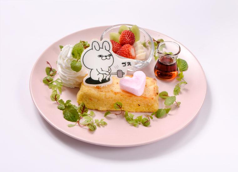 かちわりフレンチトースト