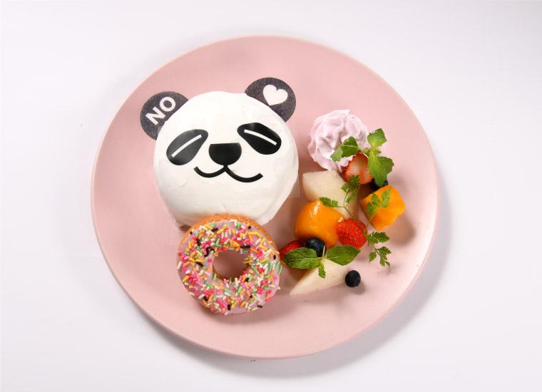 Pan. K 半熟パンケーキ