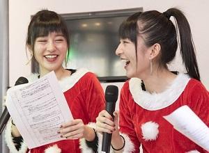 ドキドキのリハーサル風景PHOTO②『りかりこ クリスマス☆スペシャルラ…