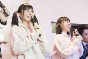 トークショーが始まりました!『りかりこ クリスマス☆スペシャルライブ』 …