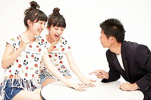 """【Vol.2】りかりこ×手相芸人""""島田秀平""""と対談…"""