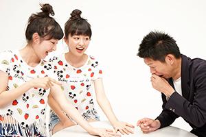 "【Vol.3】りかりこ×手相芸人""島田秀平""と対談!男の子にモテモテは、…"