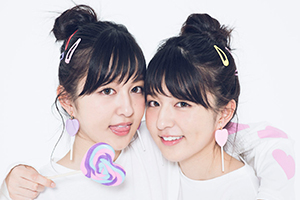 【Vol.1】りかりこ四変化!未公開ショット Photo Gallery…