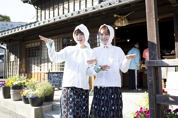 りかりこ 女性が大注目の神明神社「石神さま」へ!!…