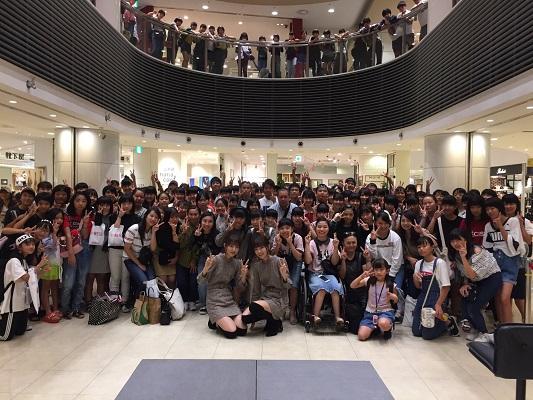 りかりこ初の鹿児島イベントは満員御礼の大成功!!